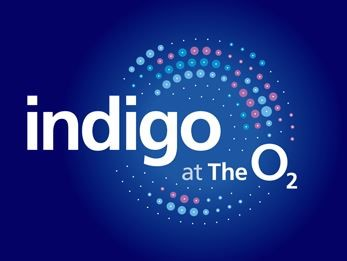 """indigo at The O2"" 24/06/18"